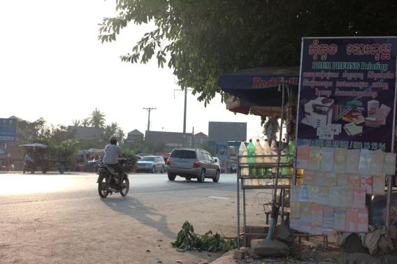 In Kralanh - Kambodscha