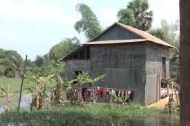 Südlich von Siem Reap