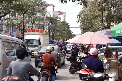 Kurz vor Wuchuan