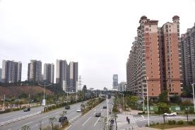 Am Nordende von Jiangmen