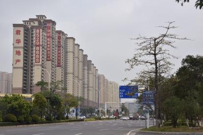 Bezugsfertige Wohnhäuser
