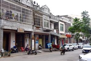 Galerie älterer Häuser in Bo'ao