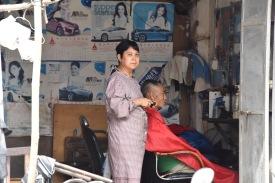 Friseurgeschäft in Chishui