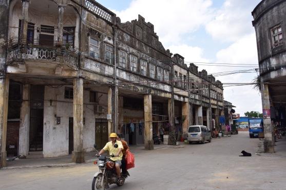 Traditionelle Architektur in Chishui