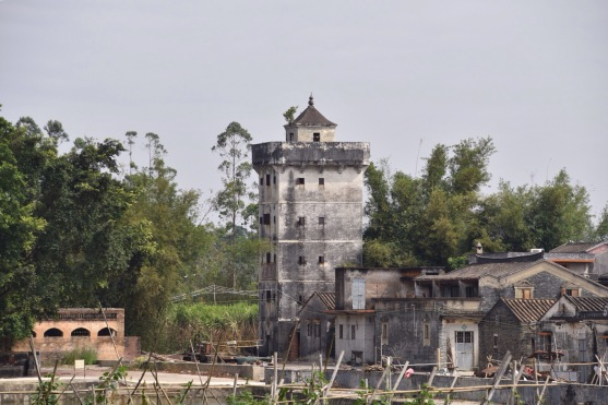 Nankeng in der Nähe von Taishan