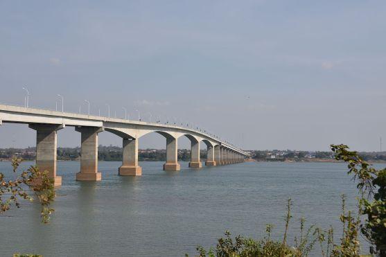 Mekongbrücke